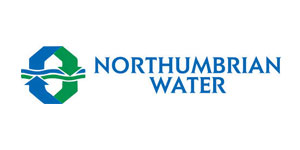 northumbria water logo