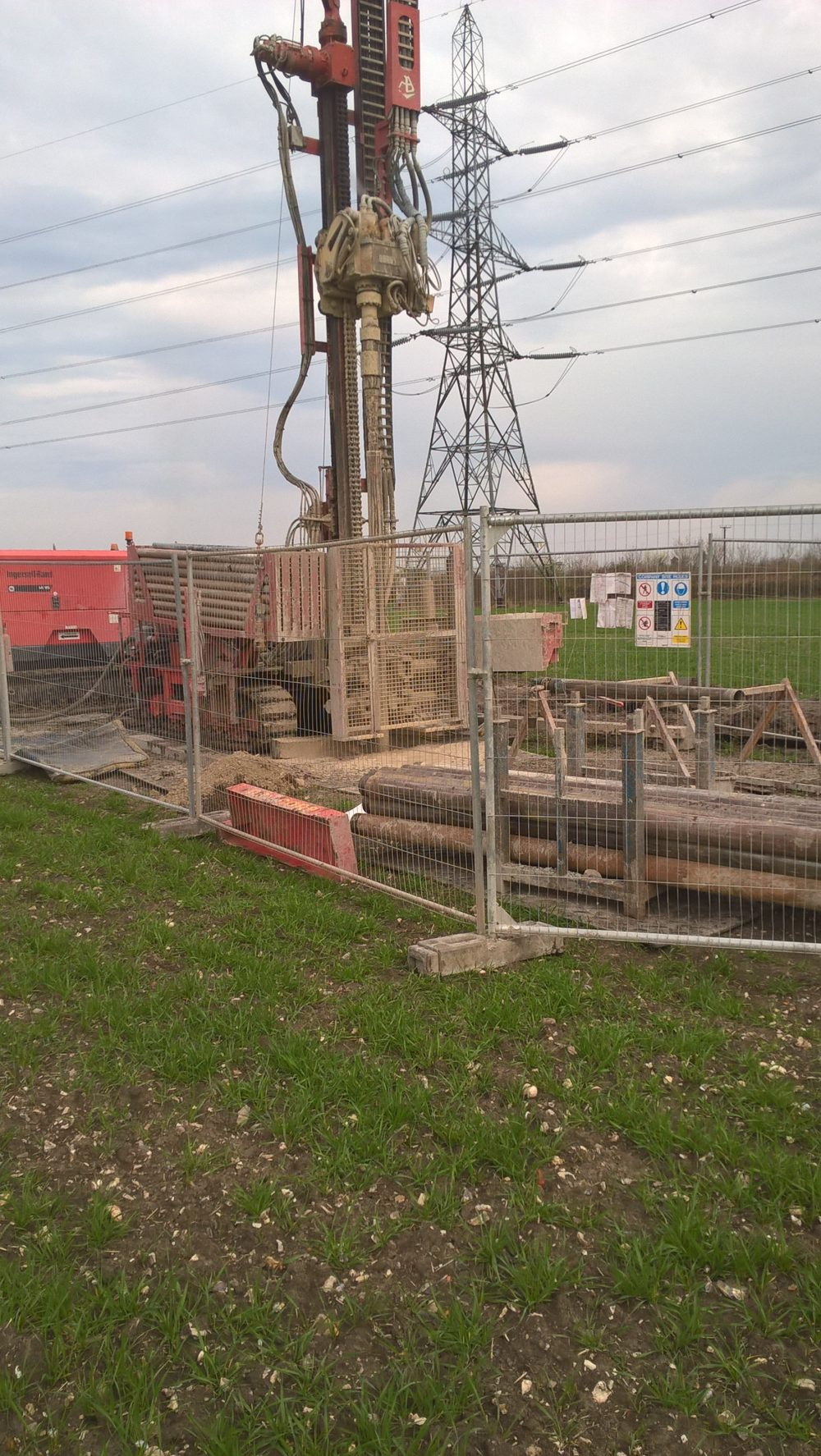 Geotechnical Engineering Services goes form strength to strength on HS2