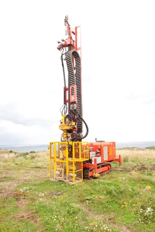 In Hole Drilling