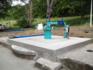 Borehole Remediation