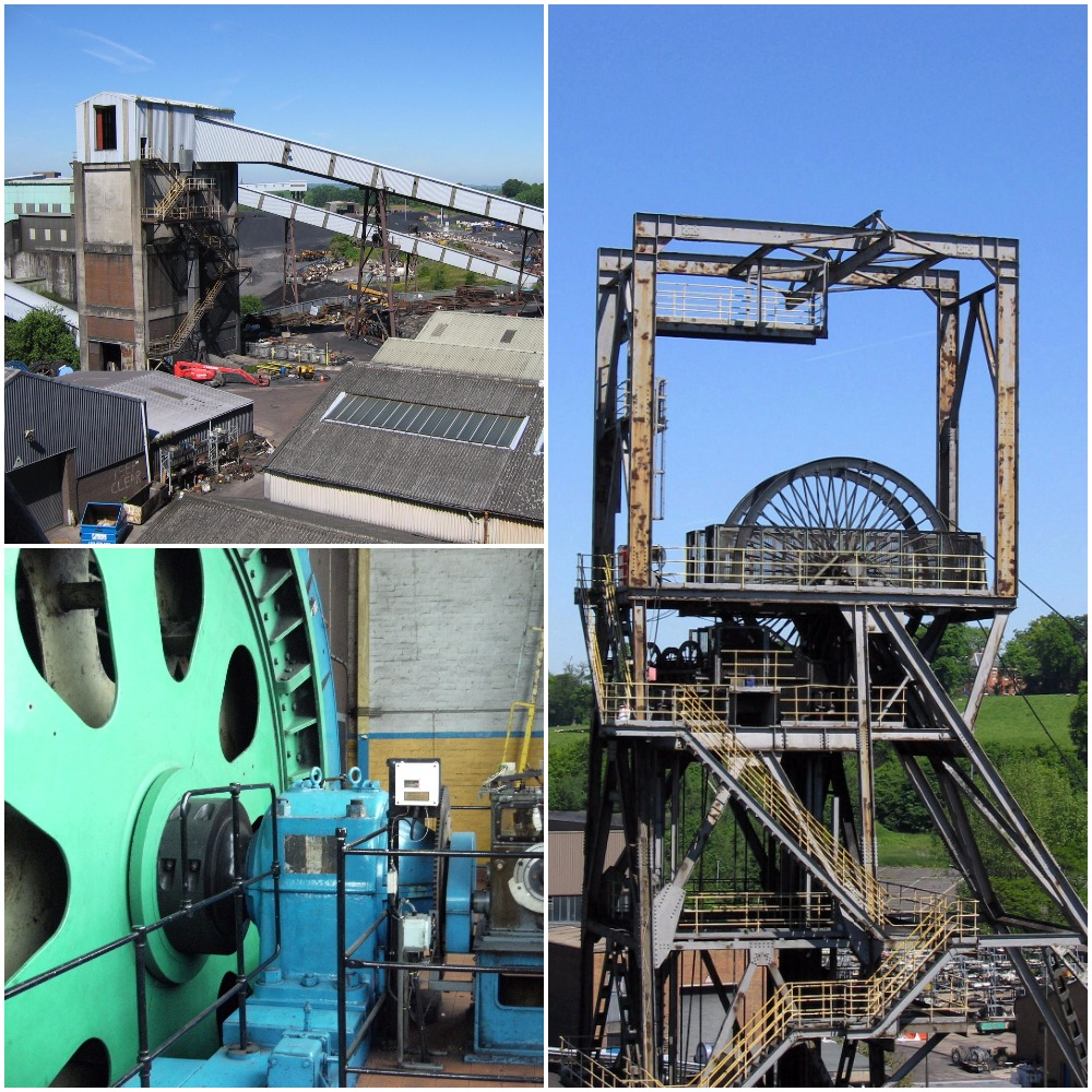 Daw Mill Colliery, CCTV, Borehole