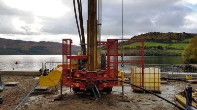 Loch Ness, Ground Source Heat, Geothermal