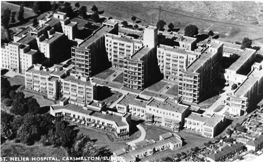 St Hellier Hospital