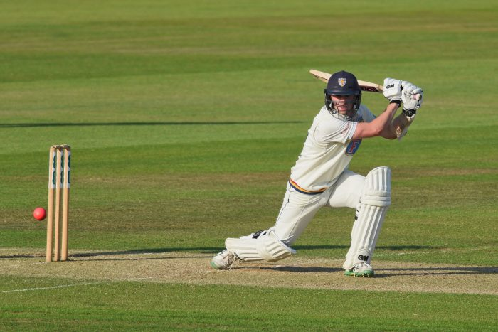 Durham Cricket Cameron Steel