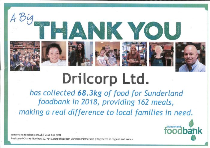 Sunderland Food Bank